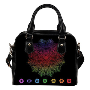 Chakra Shoulder Handbag - atperry's healing crystals