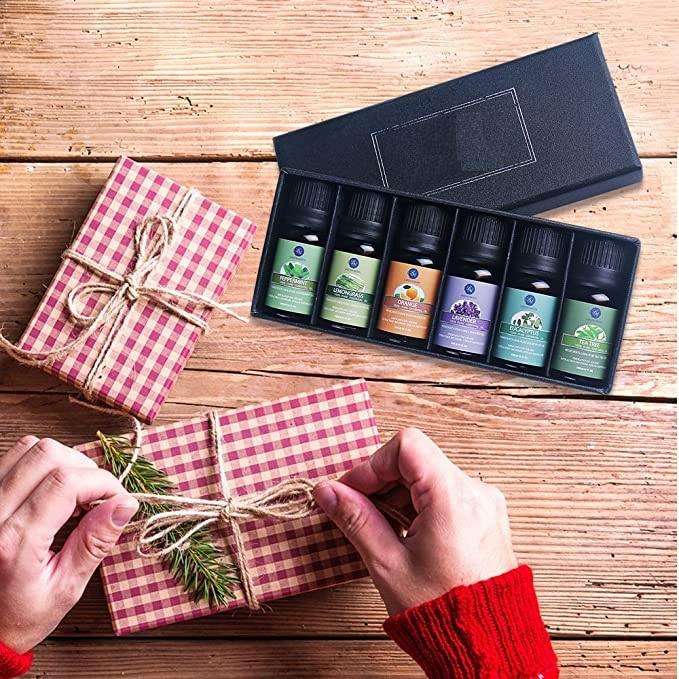 Set Of Pure Essential Oils for Diffuser