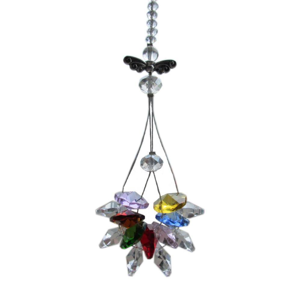 Amazing Feng Shui Rainbow Crystals Suncatcher   AtPerrys Healing Crystals   1