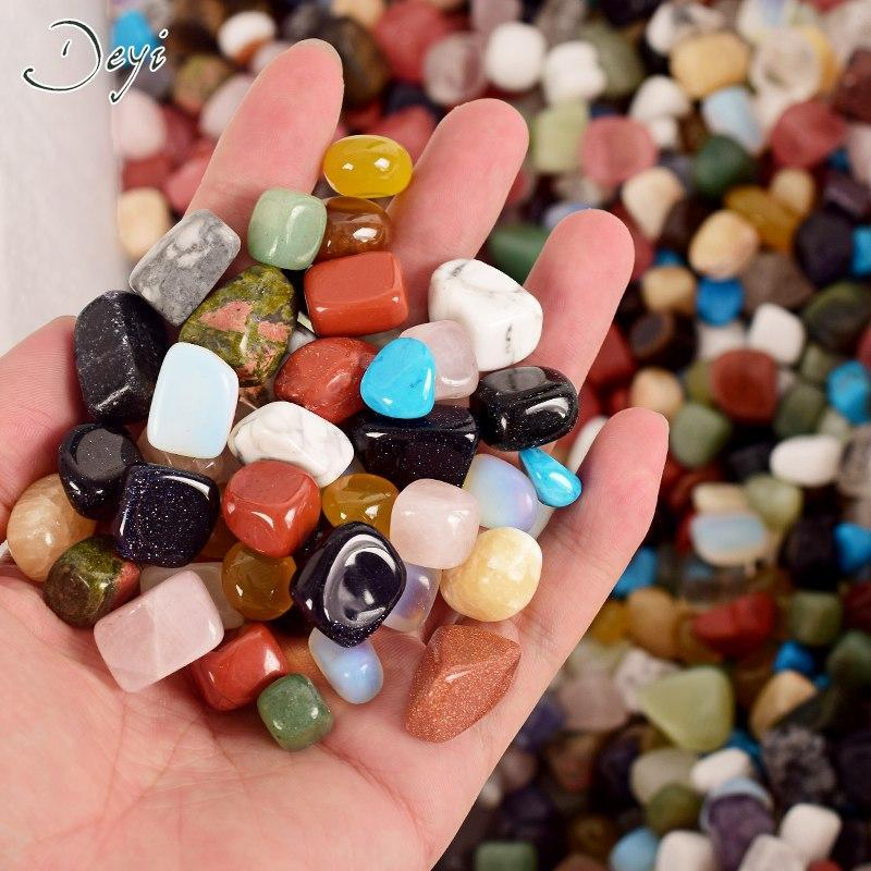 8oz (228g) Mixed Gemstones Rock and Minerals Crystal