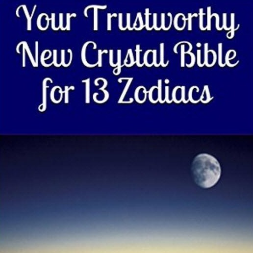 Your Trustworthy New Crystal Bible for 13 Zodiacs   matans store.myshopify.com