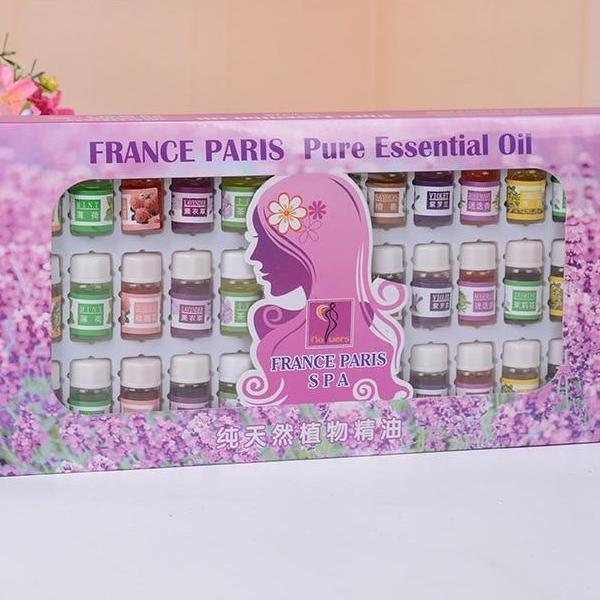 100% Pure Lavender Essential Oils Set (36 Bottles)