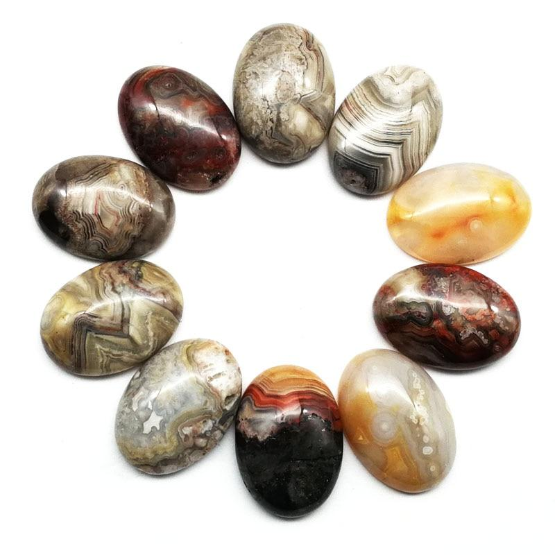 Natural Mexican Crazy Lace Agate Stones - atperry's healing crystals