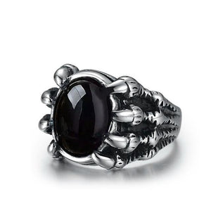 Claw Men Ring - Ruby/SapphireRing9Black