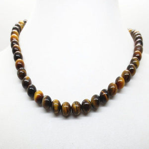 Natural Aquatic Agate Necklace - AtPerry's Healing Crystals™