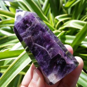 Natural Dream Amethyst Crystal Wand