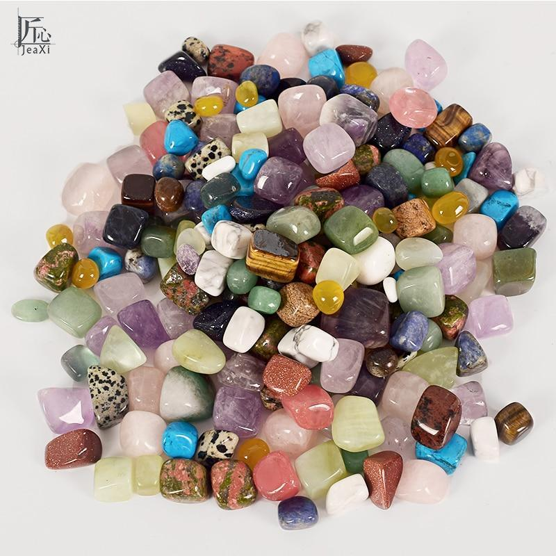 8oz (228g) Mixed Gemstones Rock and Minerals Crystalraw stone