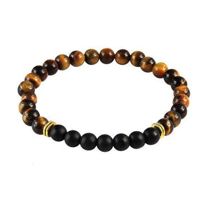 Tigers Eye Shungite Bracelet - atperry's healing crystals