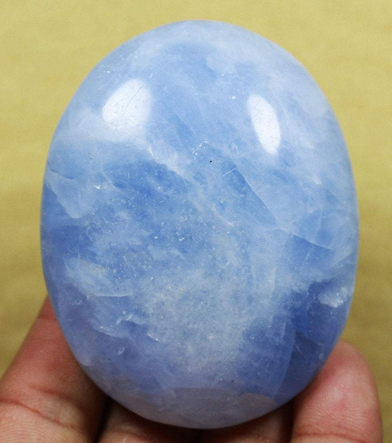 "2"" Celestite Crystal Polished Stone"
