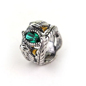 Vintage Emerald Ring - atperry's healing crystals