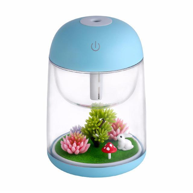 Micro Landscape Air Humidifier - atperry's healing crystals