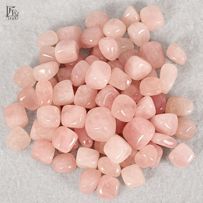 Tumbled Rose Quartz Stonesraw stone