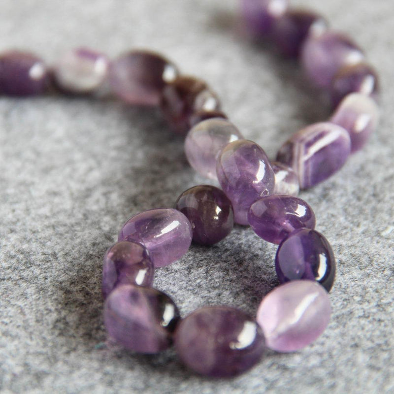 Natural Alexandrite Beads for DIY Bracelet