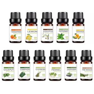 Essential Oils For Aromatherapy Diffusers - atperry's healing crystals