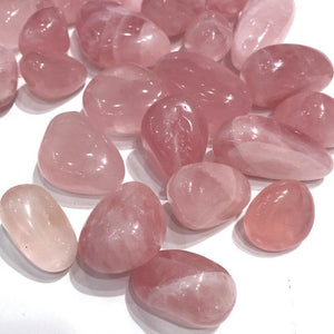 100G Natural Madagascar Rose Quartz Raw Gemstone - atperry's healing crystals