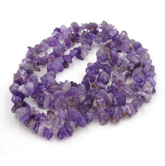 Amethyst  Beads   5 10mm   AtPerrys Healing Crystals   1