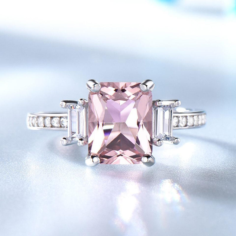 Adorable Pink Morganite RingRing