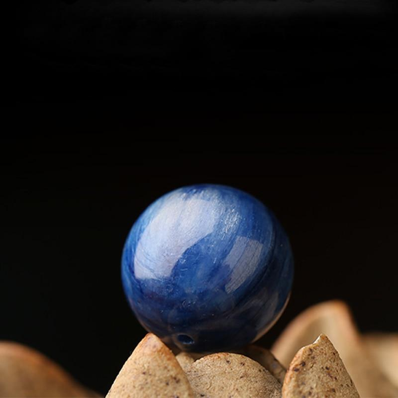 100% Natural Kyanite Ball Crystal - atperry's healing crystals
