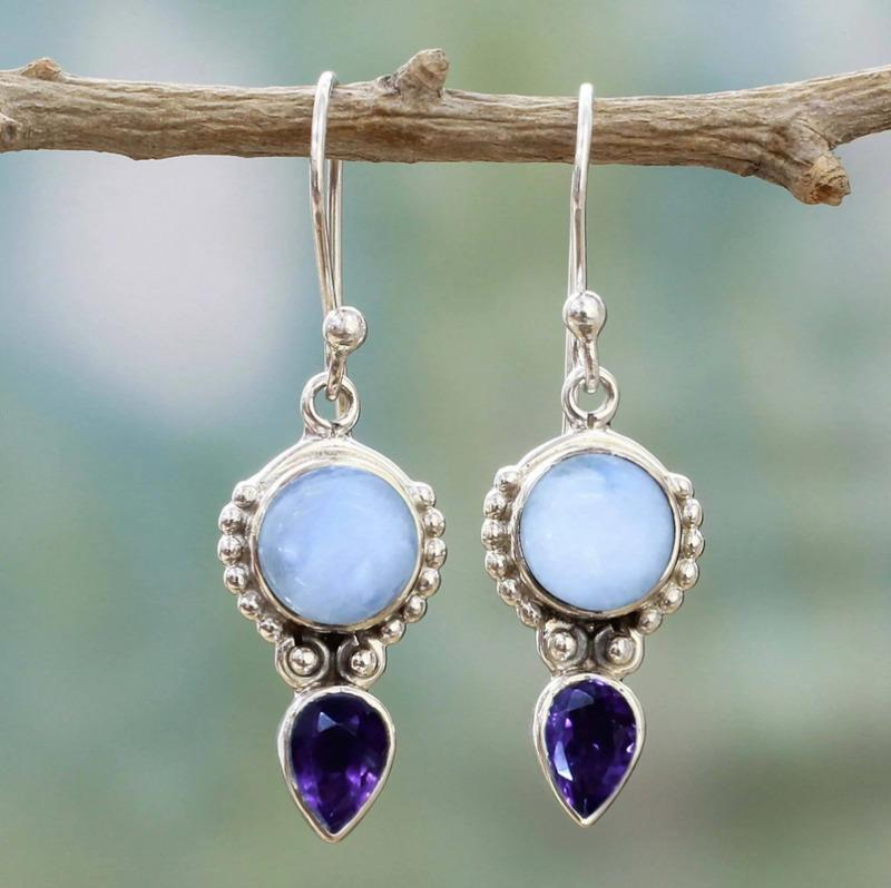 9 ASTONISHINGLY GORGEOUS MOONSTONE RING AND EARRING DESIGNS