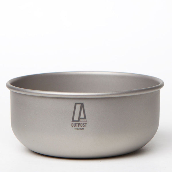 Single Wall Titanium Bowl 300 ml CB102