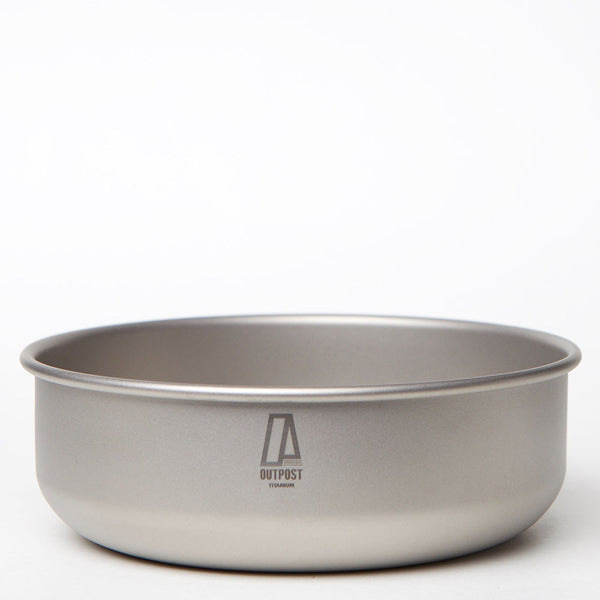 Single Wall Titanium Bowl 600 ml CB105