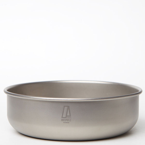 Single Wall Titanium Bowl 700 ml CB106