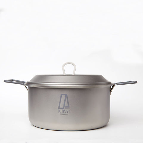 Titanium Cooking Pot 2500 ml  CP880