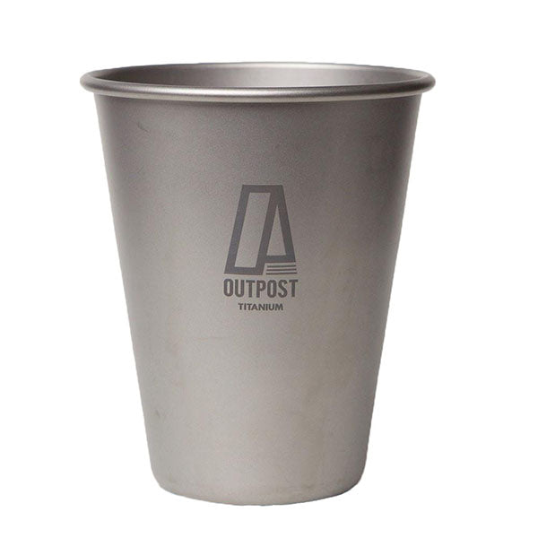 Titanium Beer Mug 16 oz and Free Laser Engraving MB702