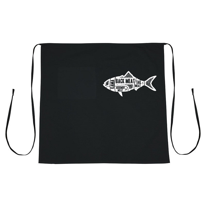 Fish Cuts Bistro Apron