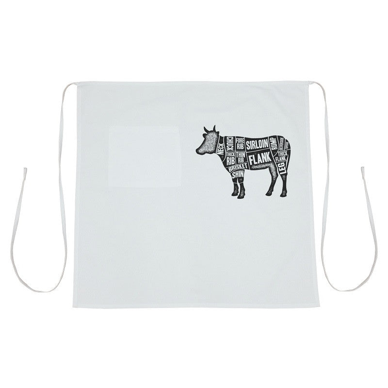 Beef Cuts Bistro Apron