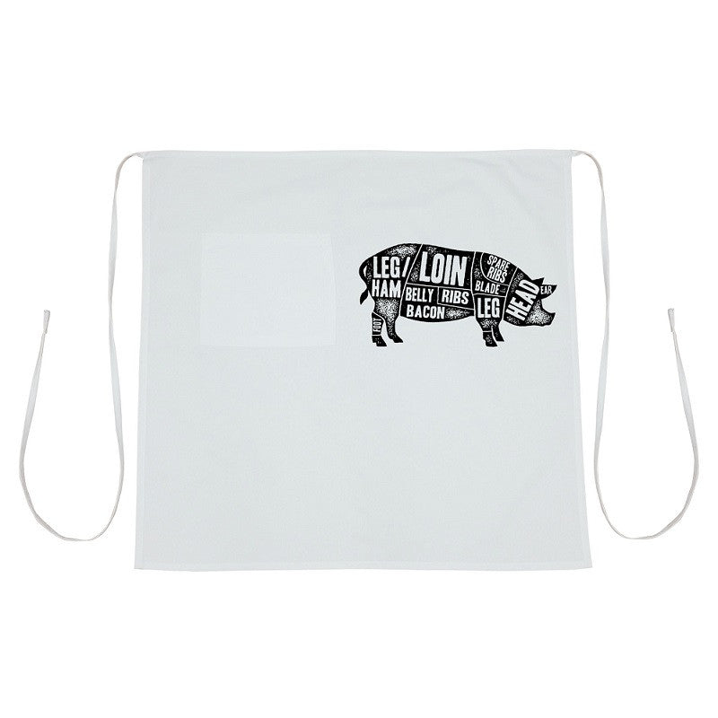 Pork Cuts Bistro Apron