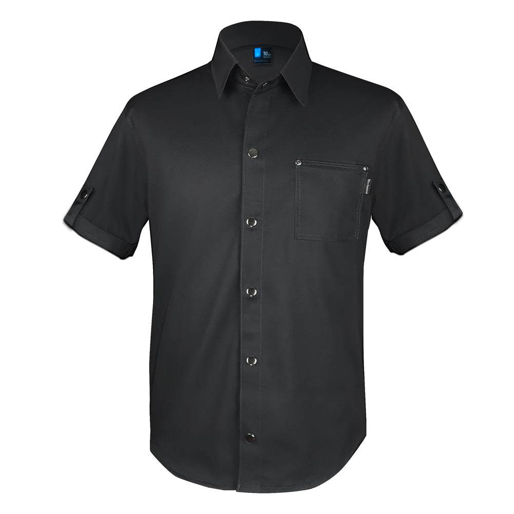 Cook Essential Black Shirt