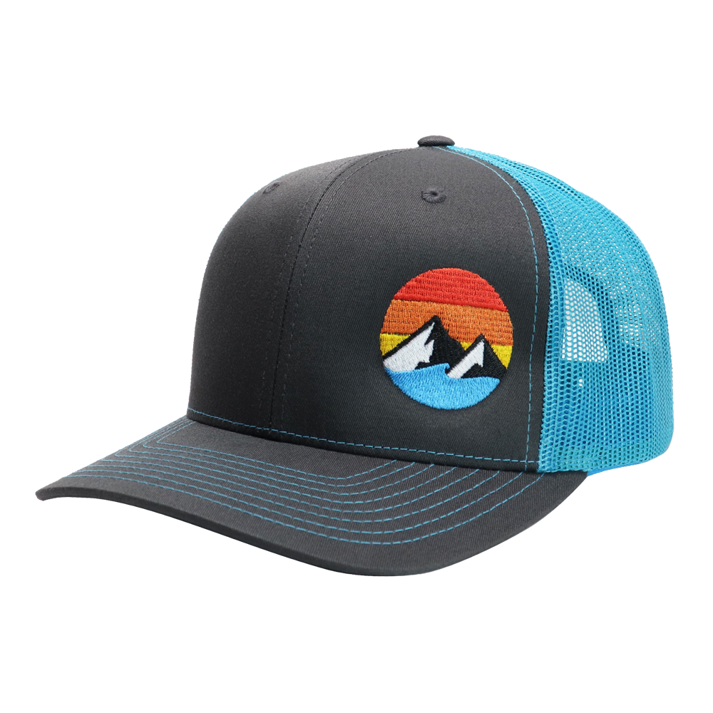 Explores The Outdoors - Trucker Hat