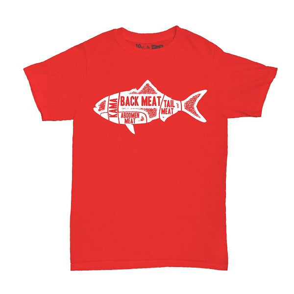 Fish Cuts T-shirt