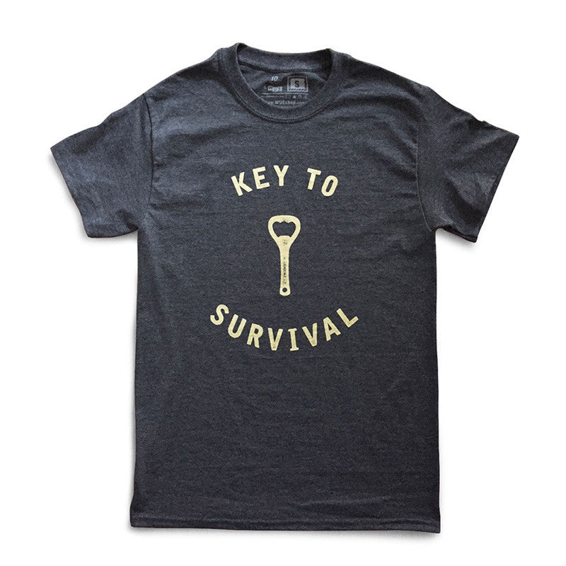 Key to Survival t shirt