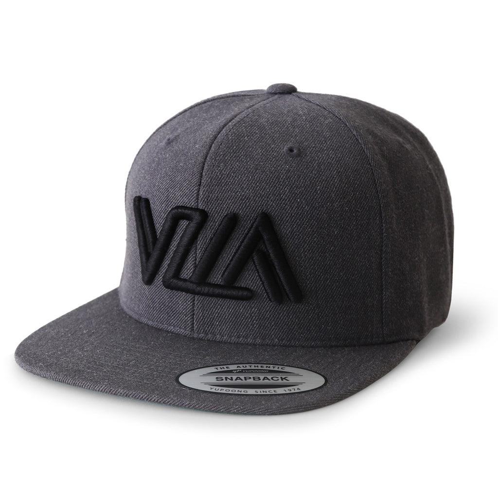 Venezuela Dark Heather Flat Snapback