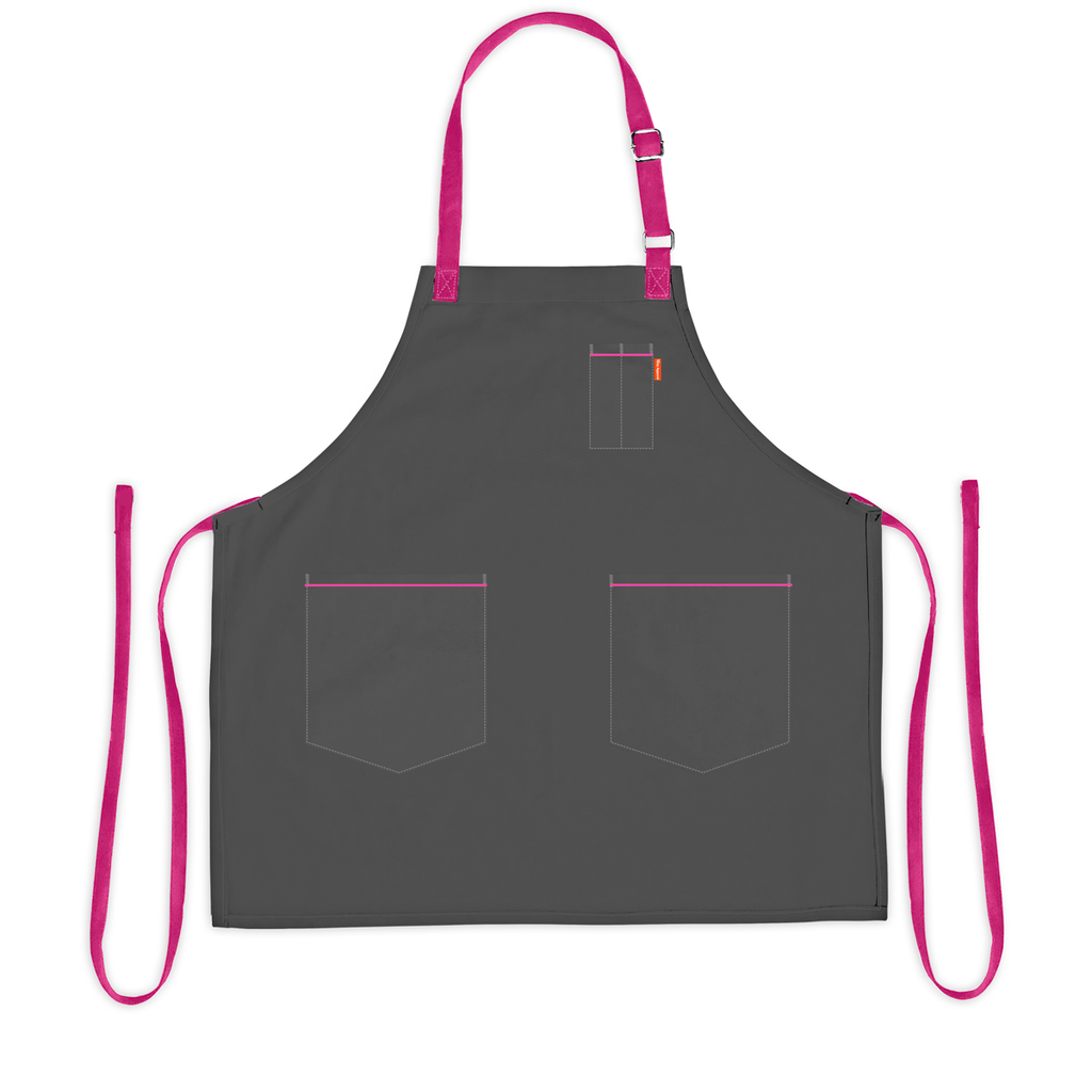 Skills Bib Apron Short 2.0 (Create Your Own)