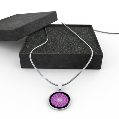 Crown Chakra (Sahasrara) - Luxury Necklace