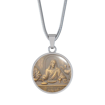 Last Supper - Luxury Necklace - Unique Gifts Store