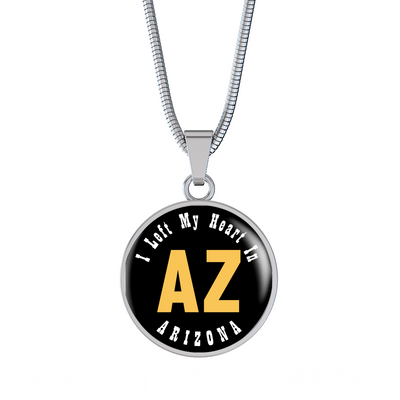 Heart In Arizona - Luxury Necklace