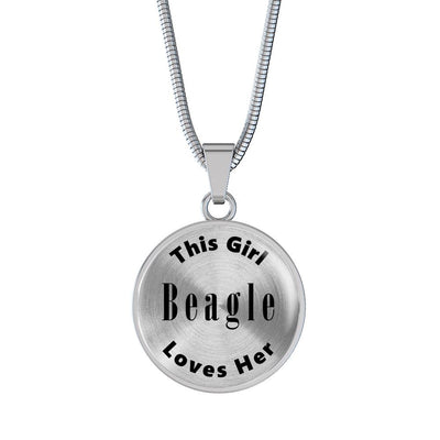 Beagle - Luxury Necklace