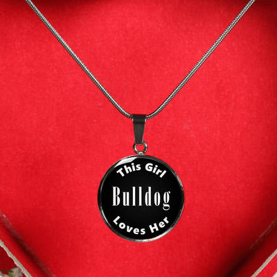 Bulldog v2 - Luxury Necklace