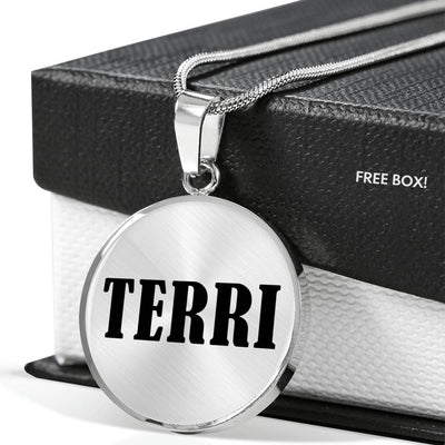Terri v01 - Luxury Necklace