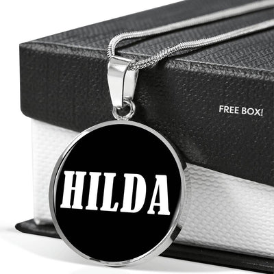 Hilda v02 - Luxury Necklace