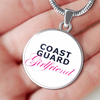 Coast Guard Girlfriend - Luxury Necklace - Unique Gifts Store