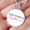 Air Force Girlfriend - Luxury Necklace - Unique Gifts Store