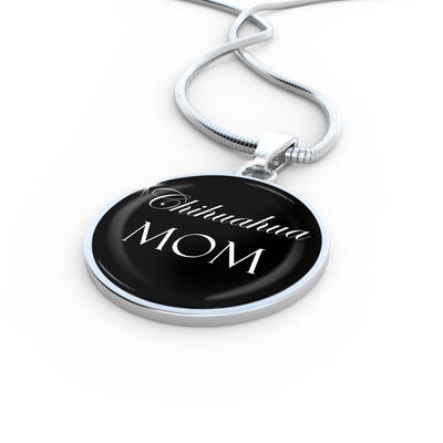 Chihuahua Mom - Luxury Necklace