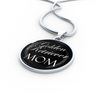 Golden Retriever Mom - Luxury Necklace