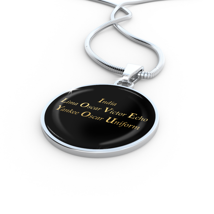 I Love You - Luxury Necklace - Unique Gifts Store