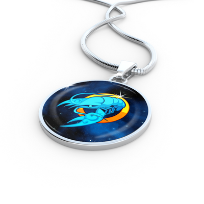 Zodiac Sign Cancer - Luxury Necklace - Unique Gifts Store